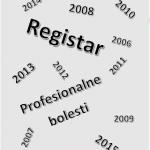 Registar profesionalnih bolesti